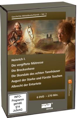 Geschichte Mitteldeutschlands 3