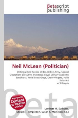 Neil McLean (Politician)