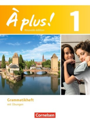 Grammatikheft mit Übungen