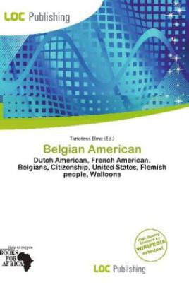 Belgian American