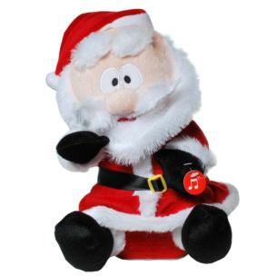 Plüsch Weihnachtsmann