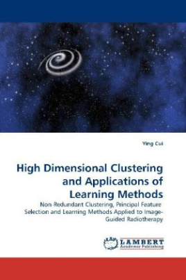 High Dimensional Clustering and Applications of Learning Methods