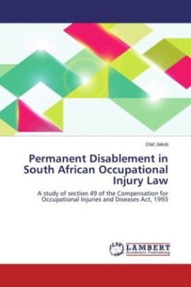 Permanent Disablement in South African Occupational Injury Law
