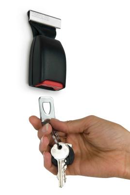 Gurtschloss Schlüsselhalter