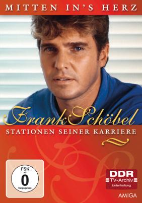 Frank Schöbel - Mitten ins Herz (DVD)