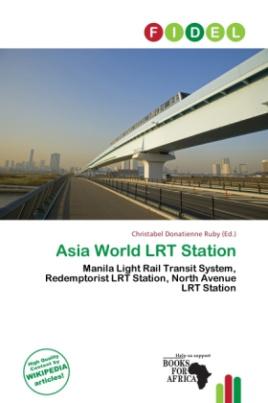 Asia World LRT Station