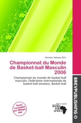 Championnat du Monde de Basket-ball Masculin 2006