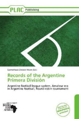 Records of the Argentine Primera División