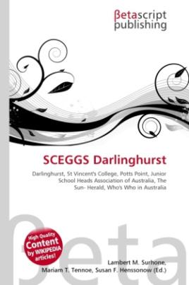 SCEGGS Darlinghurst