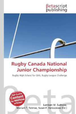 Rugby Canada National Junior Championship
