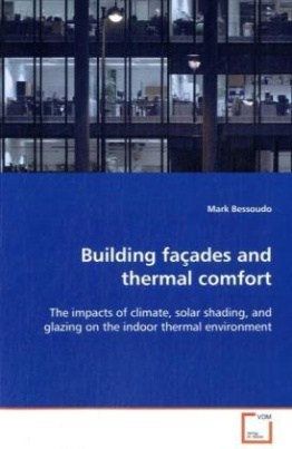 Building façades and thermal comfort
