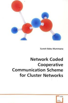 Network Coded Cooperative Communication scheme for Cluster Networks