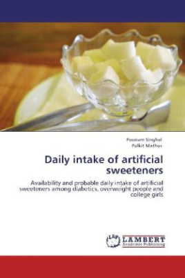 Daily intake of artificial sweeteners