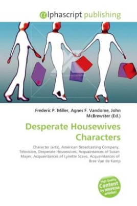 Desperate Housewives Characters