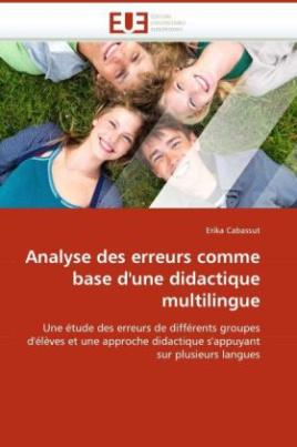 Analyse des erreurs comme base d'une didactique multilingue