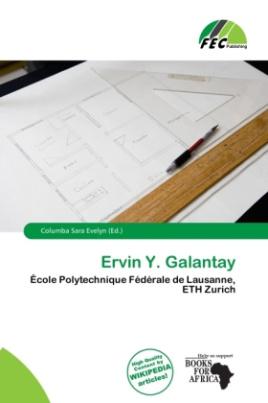 Ervin Y. Galantay