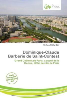 Dominique-Claude Barberie de Saint-Contest