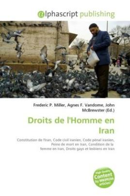 Droits de l'Homme en Iran