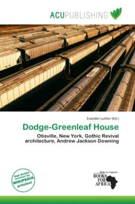Dodge-Greenleaf House