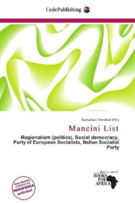 Mancini List