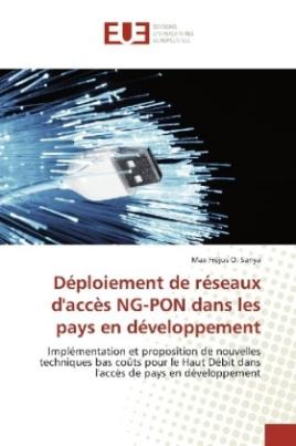 Déploiement de réseaux d'accès NG-PON dans les pays en développement