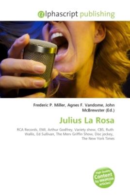 Julius La Rosa