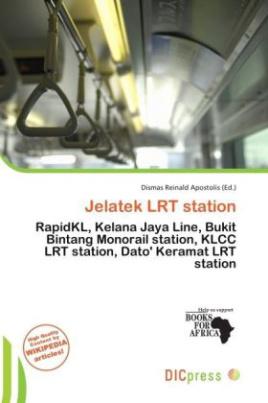 Jelatek LRT station