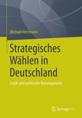 Strategisches Wählen in Deutschland