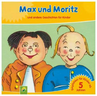 max und moritz und andere geschichten f r kinder 1 audio cd. Black Bedroom Furniture Sets. Home Design Ideas