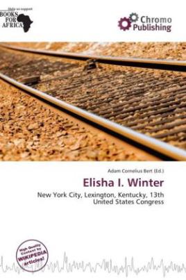 Elisha I. Winter
