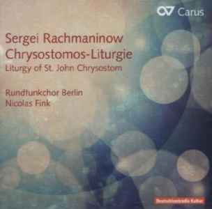 Die Liturgie des Hl. Chrysostomos, 1 Audio-CD