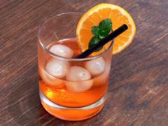 Cocktail Aperol Sprizz