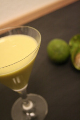 Avocado - Birnen - Smoothie