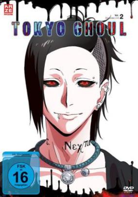 Tokyo Ghoul, 1 DVD. Folge.2