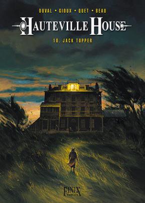 Hauteville House - Jack Tupper