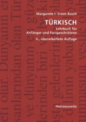 Türkisch, Lehrbuch für Anfänger und Fortgeschrittene, m. 2 Audio-CDs