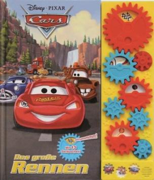 Cars - Das große Rennen, m. Tonmodulen