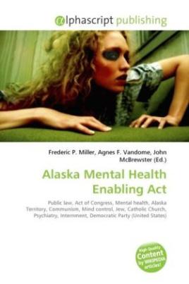 Alaska Mental Health Enabling Act