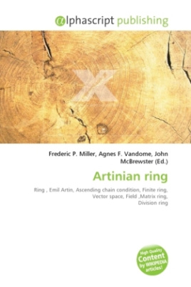 Artinian ring