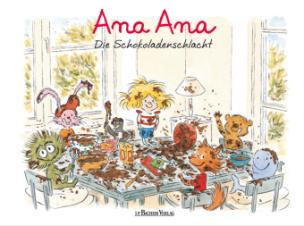 Ana Ana - Die Schokoladenschlacht