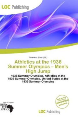 Athletics at the 1936 Summer Olympics - Men's High Jump