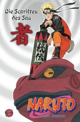 Naruto, Die Schriften des Sha
