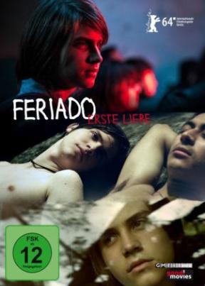 Feriado, 1 DVD (spanisches OmU)