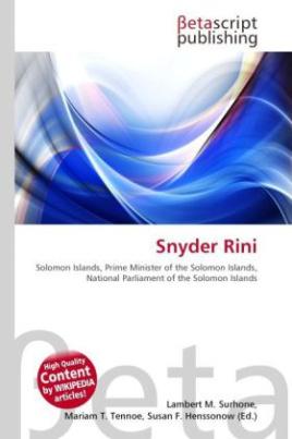 Snyder Rini