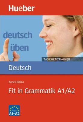 Fit in Grammatik A1/A2