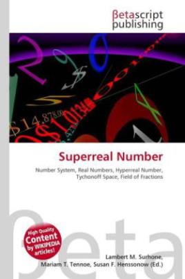 Superreal Number