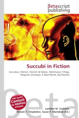 Succubi in Fiction