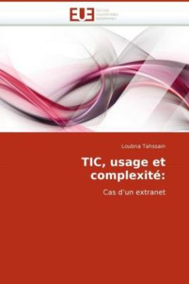 TIC, usage et complexité: