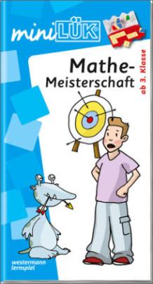 Mathe-Meisterschaft ab 3. Klasse