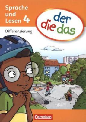 4. Schuljahr, Sprache und Lesen, Differenzierung